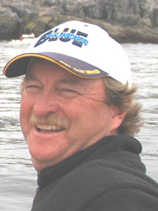 Vancouver Island fishing charter Captain Dave Summers